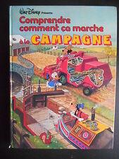 """Walt Disney présente """"Comprendre comment ça marche à la campagne"""" 1981"""