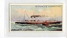 (Jb4339-100)  MITCHELL,RIVER & COASTAL STEAMERS,T.S.KING EDWARD,1925#32