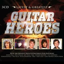GUITAR HEROES-LATEST & GREATEST 3 CD NEU CHRIS SPEDDING/WARREN ZEVON/JOE WALSH
