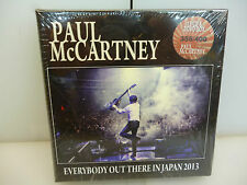 PAUL MCCARTNEY-EVERYBODY OUT THERE IN JAPAN 2013-13CD + 2DVD BOXSET-NEW.SEALED