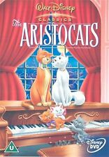 ARISTOCATS 2001 Walt Disney Original Phil Harris, Eva Gabor, NEW UK R2 DVD