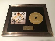 SIGNED/AUTOGRAPHED SPANDAU BALLET -THE STORY GREATEST HITS FRAMED CD.HADLEY KEMP