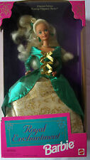 Poupée Doll BARBIE blonde ROYAL ENCHANTMENT Edition Limitée 1995  #14010