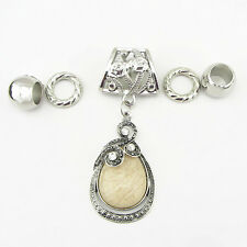 Fashion DIY Necklace Jewelry Scarf  Drops  pendant set Charms @+17