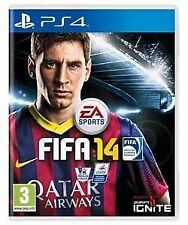 FIFA 14 (Sony PlayStation 4, 2013) - UK Version PS4 PS 4 REGION 2