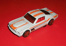 #### HOTWHEELS GRAY '65 FORD MUSTANG FASTBACK MALAYSIA