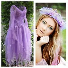 Adult Fairy Dress ~  Halloween  Costume ~ Bachelorette Party ~ Tulle Headpiece