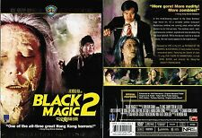 Black Magic 2 Shaw Brothers  New DVD Lung Ti Ni Tien Meng Hua Ho