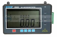 ETCR2900 Online Earth Resistance Tester 2000Ω On-Line Monitoring Ground Resistan