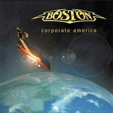 Corporate America by Boston (CD, Nov-2002, Artemis Records)