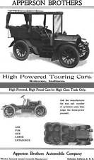 Apperson 1904 - Apperson Brothers - High Powered Touring Cars