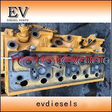 For Komatsu Excavator 3D95 3D95S S3D95 cylinder head assy