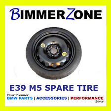 BMW E39 M5 Emergency Space Saver Spare Tire (Donut) Kit - BRAND NEW