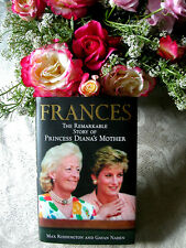 Princess Diana and Her Mother Photographs Hardcover Book from England HTF