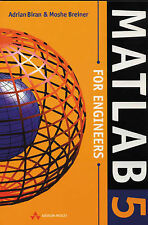 MATLAB 5 for Engineers (2nd Edition)
