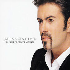 Ladies & Gentleman: Best Of  George Michael (CD, disc 2 only free shipping