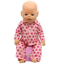 1set Doll Clothes leisure Wearfor 43cm Baby Born zapf (only sell clothes ) B70