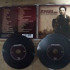 WOODY GUTHRIE - THE ULTIMATE COLLECTION 2 CD