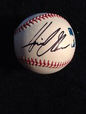 Henrik Stenson Signed Autographed Major League Baseball 2016 BRITISH OPEN GOLF