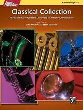 Accent on Performance Classical Collection: 22 Full Band Arrangements Correlated
