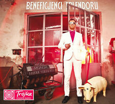Beneficjenci Splendoru - Bog, Honor, Mam Talent (CD) 2013  NEW