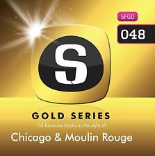Sunfly Karaoke Gold 48 - Chicago & Moulin Rouge (CD+G) Direct From Sunfly
