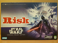 Risk Star Wars Original Trilogy Edition with Sealed Contents