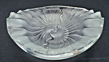 Lalique Nancy Cendrier Frosted Cigar Ashtray