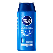 (9,96€/L) 250ml Nivea Men Strong Power Pflegeshampoo Meeresmineralien Haarpflege