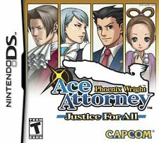 *NEW* Ace Attorney: Phoenix Wright Justice For All - Nintendo DS