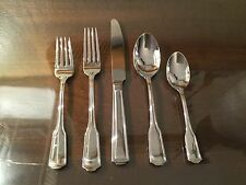 NEW Wallace American Chippendale 5 piece Place Setting 18/10 Stainless Steel