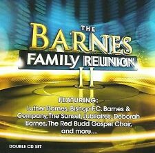 Barnes Family Reunion, Vol. 2 by Various Artists (CD, May-2008, 2 Discs,...