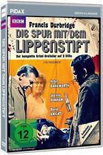 Francis Durbridge: Die Spur mit dem Lippenstift (The Passenger) - Der komp (OVP)