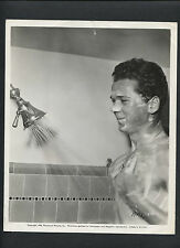 JACKIE COOPER IN THE SHOWER CANDID - 1940 WHAT A LIFE - 1ST HENRY ALDRICH FILM