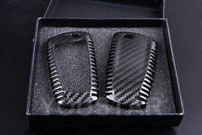 Genuino Nuevo caso prima de fibra de Carbono Llavero BMW F10 F20 F30 1 2 3 4 5 X Serie