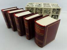 5 Minibücher:Das Dekameron des Giovanni Boccaccio 6. bis 10.Tag Band 6-10 e105