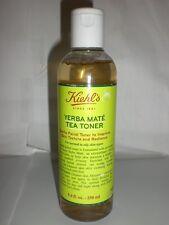 KIEHL'S YERBA MATE TEA TONER NORMAL TO OILY SKIN TYPES 8.4fl oz