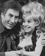 "Barbara Windsor / Frankie Howerd Carry On Films 10"" x 8"" Photograph no 71"
