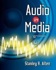 Audio in Media 10e by Stanley R. Alten E-BOOK VERSION