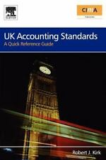 CIMA Professional Handbook: UK Accounting Standards : A Quick Reference Guide...