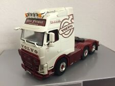 WSI 1:50 Volvo FH3 Globetrotter Mike Förster Solo Zugm. 01-1652