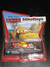 Disney Pixar Cars 2 MIGUEL CAMINO #23 NEW