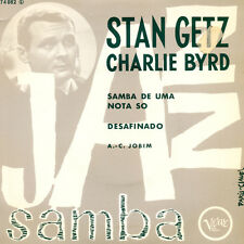STAN GETZ Charlie Byrd Et Son Orchestre FR Press Verve 74 082 EP