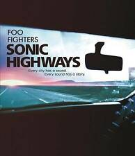 BRAND NEW 3BLU-RAY SET  // FOO FIGHTERS // SONIC HIGHWAYS // 9HR // 5.1 AUDIO