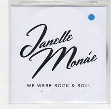 (FE206) Janelle Manáe, We Were Rock & Roll - 2013 DJ CD