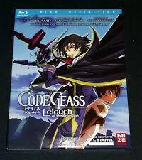 Code Geass Lelouch of the Rebellion Anime komplett deutsch Bluray 1. Staffel