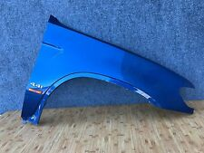 BMW OEM E53 X5 4.4I FRONT PASSENGER RIGHT SIDE EXTERIOR PANEL FENDER COVER BLUE
