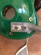 Riddell 1-Bar Kra-Lite Stubby Reproduction Facemask Suspension Helmet- NO HELMET