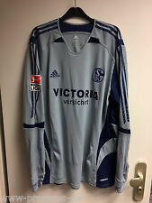 FC Schalke 04 S04 Spielertrikot Formotion Gerald Asamoah Bundesliga - XXL