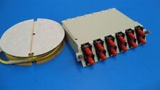 E-501-L195 ADC Fiber Optic Connector Card Kit w/Installation Drawing - NEW IN BX
